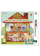 Animal Crossing Happy Home Designer... on Nintendo 3DS