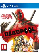 Deadpool... on PS4
