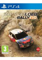 Sebastien Loeb Rally EVO... on PS4