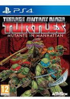 Teenage Mutant Ninja Turtles Mutants in Manhattan... on PS4