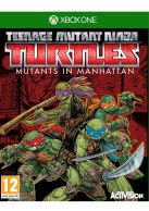 Teenage Mutant Ninja Turtles Mutants in Manhattan... on Xbox One