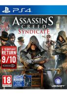 Assassin's Creed Syndicate... on PS4