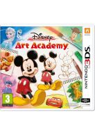Disney Art Academy... on Nintendo 3DS