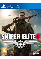 Sniper Elite 4... on PS4