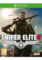 Sniper Elite 4... on Xbox One