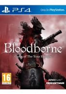Bloodborne Game of the Year Edition... on PS4