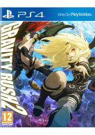 Gravity Rush 2... on PS4