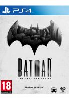 Batman The Telltale Series Season Pass Disc... on PS4