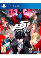 Persona 5... on PS4