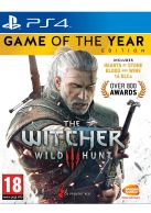 The Witcher 3: Wild Hunt Game of the Year Edition... on PS4