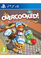 Overcooked Gourmet Edition... on PS4