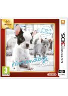 Nintendo Selects Nintendogs + Cats (French Bulldog + New Fri... on Nintendo 3DS
