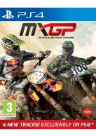 MXGP - The Official Motocross Videogame... on PS4