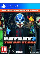 Payday 2 The Big Score... on PS4