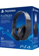 PS4 Platinum Headset... on PS4