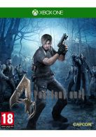 Resident Evil 4... on Xbox One