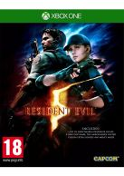 Resident Evil 5... on Xbox One