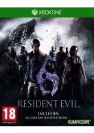 Resident Evil 6... on Xbox One