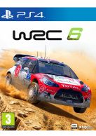 WRC 6... on PS4