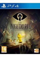 Little Nightmares... on PS4