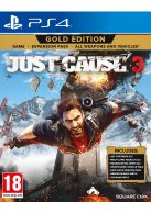 Just Cause 3 Gold Edition... on PS4