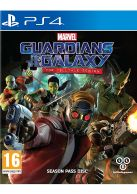 Guardians of the Galaxy: Telltale Series... on PS4