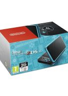 New Nintendo 2DS XL Console - Black & Turquoise... on Nintendo 2DS