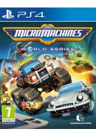 Micro Machines World Series... on PS4