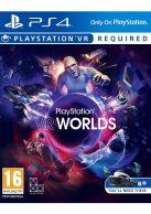 VR Worlds (PlayStation VR)... on PS4