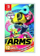 Arms... on Nintendo Switch