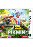 Hey! Pikmin... on Nintendo 3DS