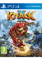 Knack 2... on PS4