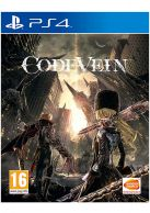 Code Vein + Pre-Order Bonus... on PS4