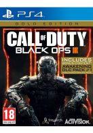 Call of Duty Black Ops III GOLD Edition... on PS4