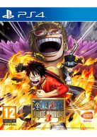 One Piece Pirate Warriors 3... on PS4