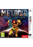 Metroid: Samus Returns... on Nintendo 3DS