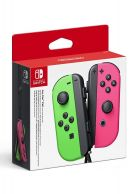 Nintendo Switch Joy-Con Controller Pair - Green/Pink... on Nintendo Switch