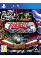 The Pinball Arcade... on PS4