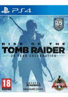 Rise of the Tomb Raider 20 Year Celebration... on PS4