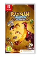 Rayman Legends - Definitive Edition Code In Box... on Nintendo Switch
