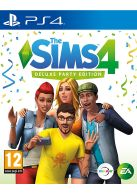 The Sims 4 Deluxe Party Edition... on PS4