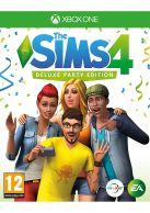 The Sims 4 Deluxe Party Edition... on Xbox One