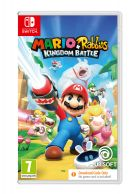 Mario and Rabbids Kingdom Battle - (Code In A Box)... on Nintendo Switch