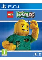 Lego Worlds... on PS4