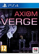 Axiom Verge: Standard Edition... on PS4