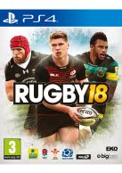 Rugby 18... on PS4