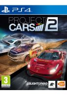 Project CARS 2... on PS4
