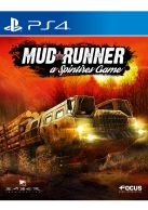 Spintires: Mudrunner... on PS4
