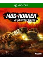 Spintires: Mudrunner... on Xbox One