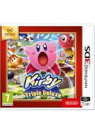 Kirby Triple Deluxe Selects... on Nintendo 3DS